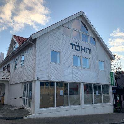 Tøkni's office building